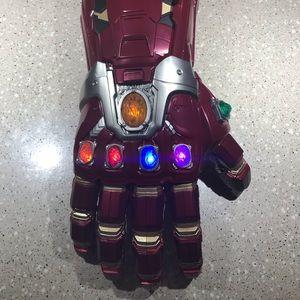 Marvel Legends Iron Man Infinity Gauntlet.